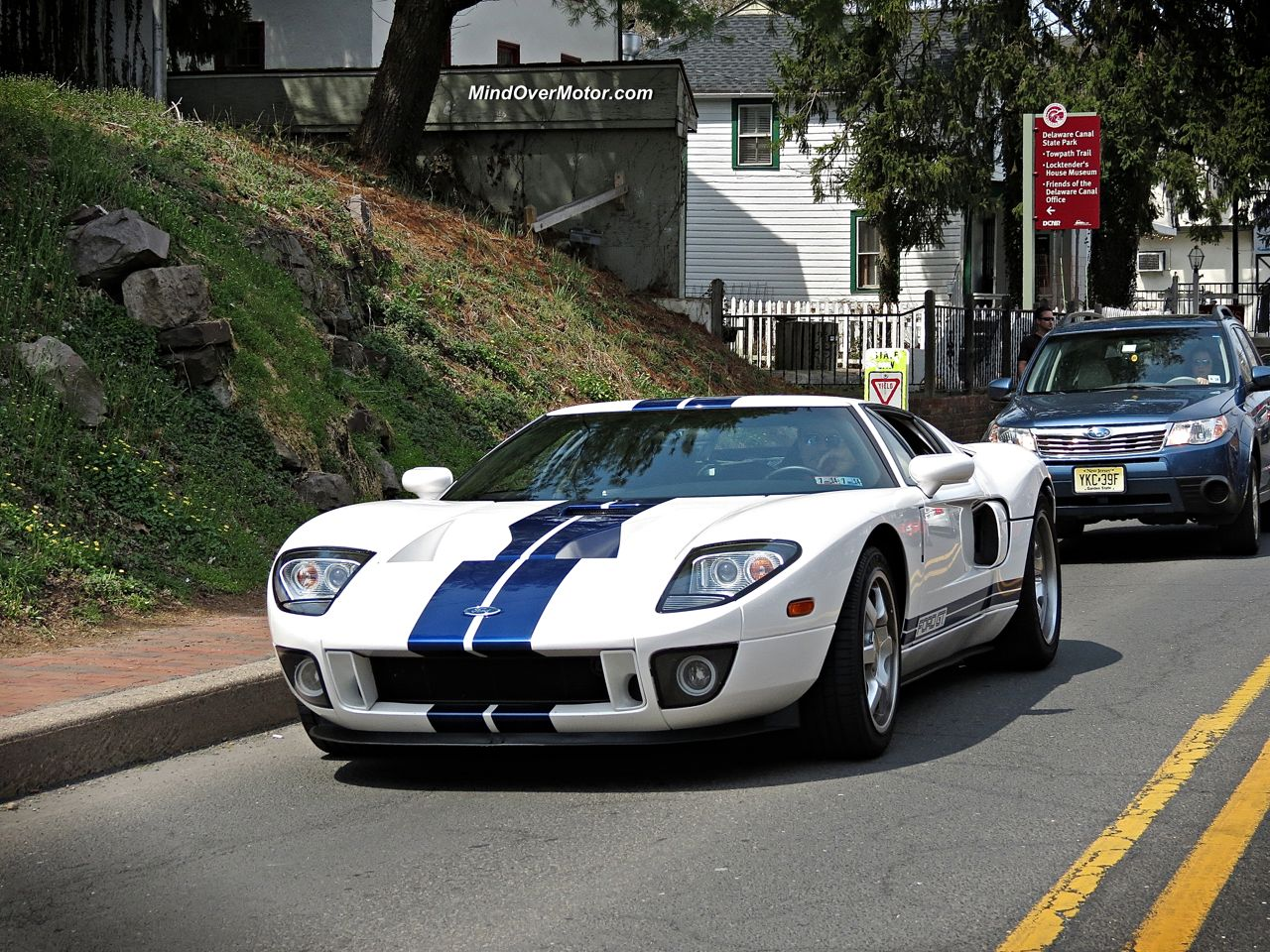 Ford GT NH