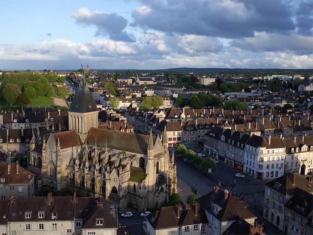 Église Saint-Gervais-Saint-Protais de Falaise (Calvados-FR)