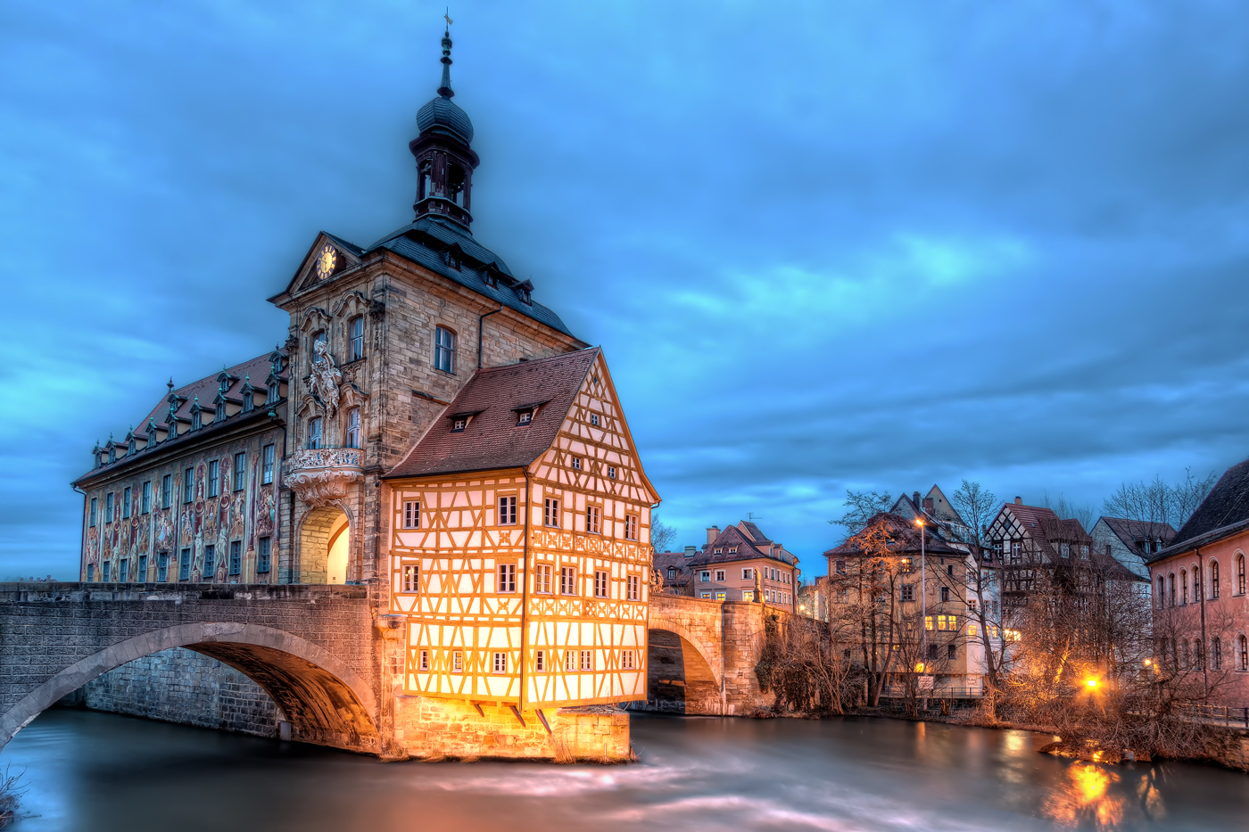 Old Town Hall | Bamberg, Germany
