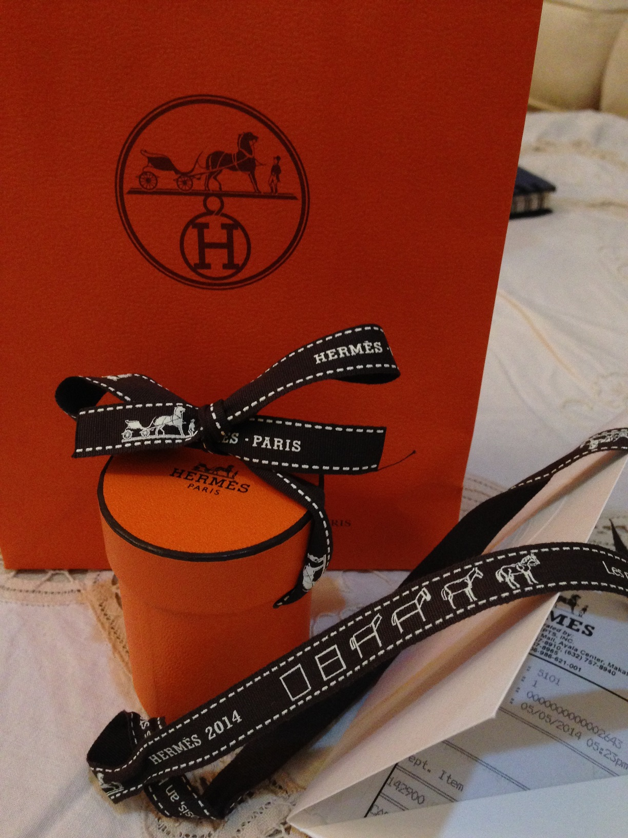 Hermes gift - Oh My Buhay