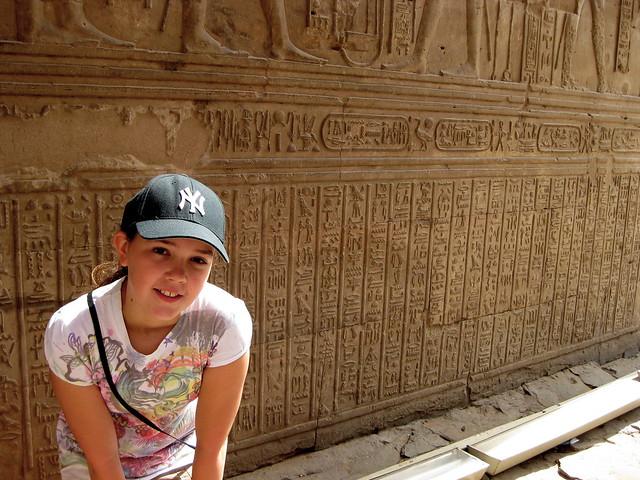 IMG_1727PMR Kom Ombo - Hieroglyphs