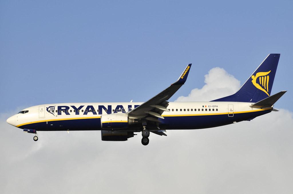 EI-EPH - B738 - Ryanair
