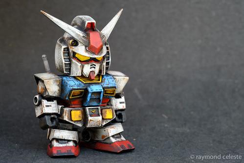 Gundam RX 78-2 SD