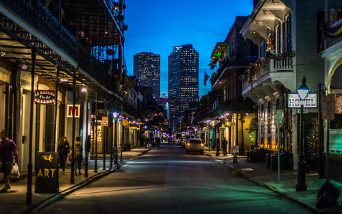 The French Quarter by Geoff Livingston