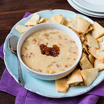 Brie and Caramelized Onion Queso featured image