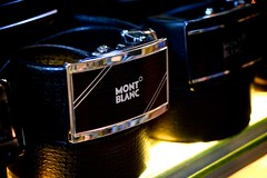 Mont Blanc at the Russian Market