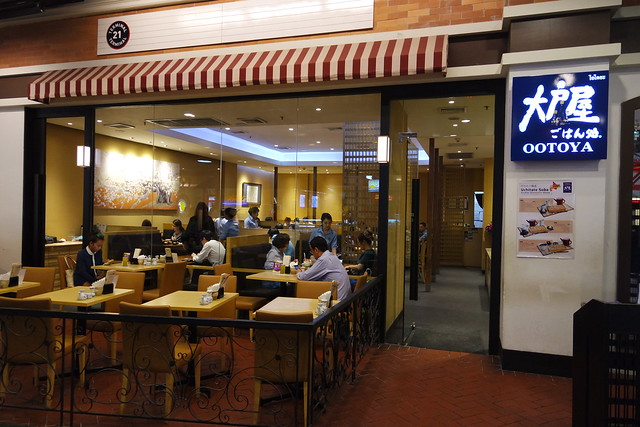 Ootoya @ Terminal 21 Bangkok