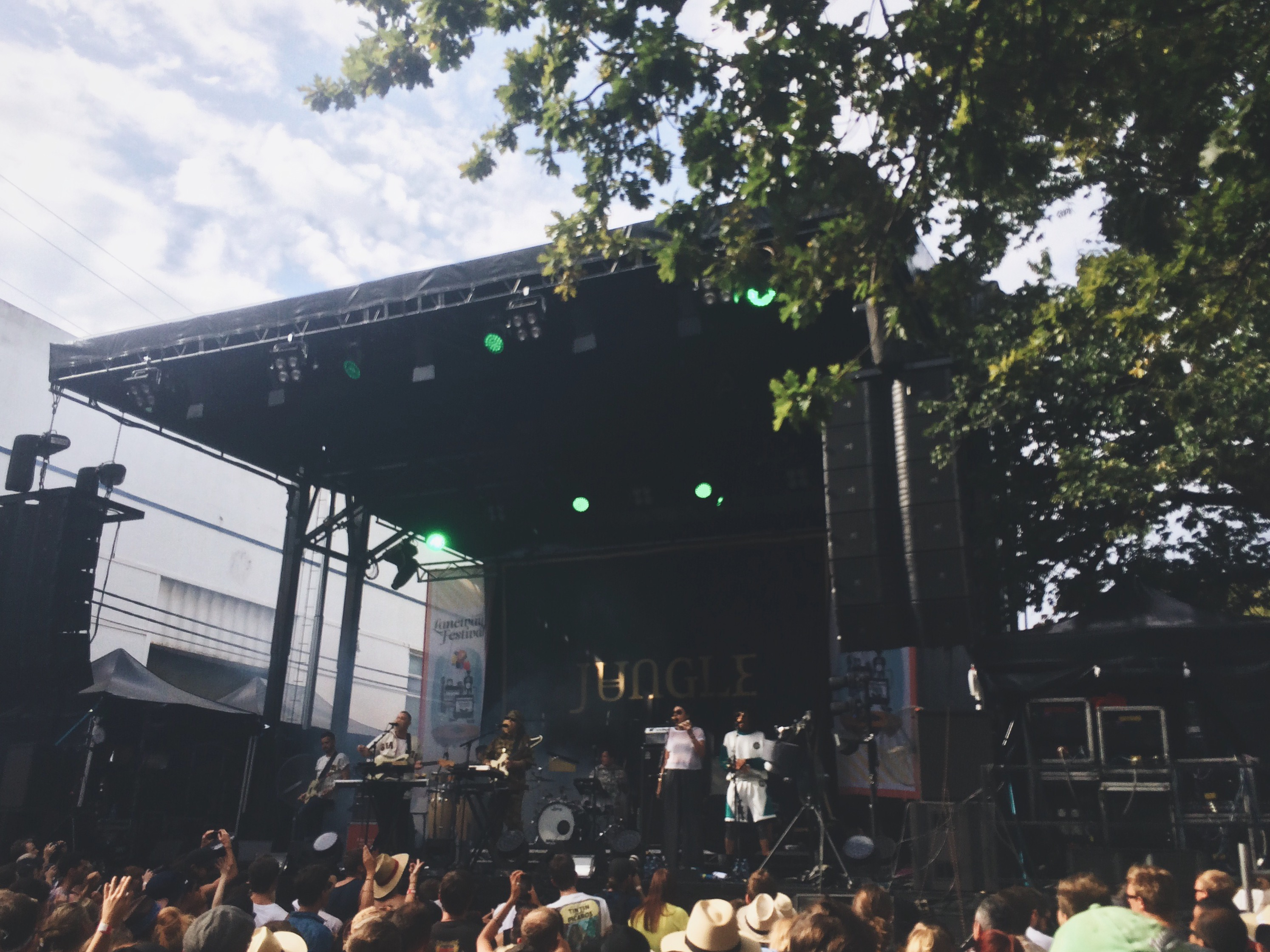 St. Jerome's Laneway Festival 2015, Melbourne, Music, FKA twigs, Caribou, St. Vincent, Bramble and Thorn