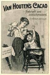 Werbeanzeige für Van Houten Kakao, Bild 5