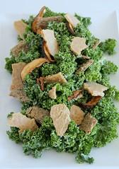 Kale Caesar Salad 1