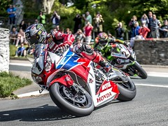 Motul оказывает техническую поддержку экстремальной мотогонке Isle of Man TT 2016
