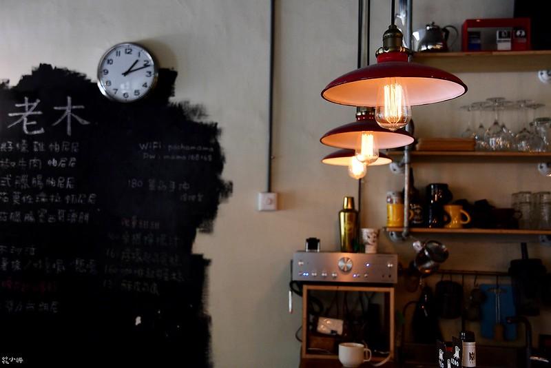 老木咖啡六張犁推薦美食台北不限時咖啡廳 (8)