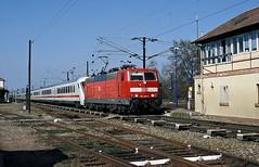 - DB  181 205  bis
