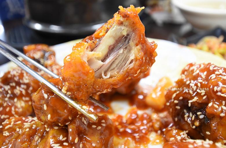 台中霧峰韓式料理韓香屋16