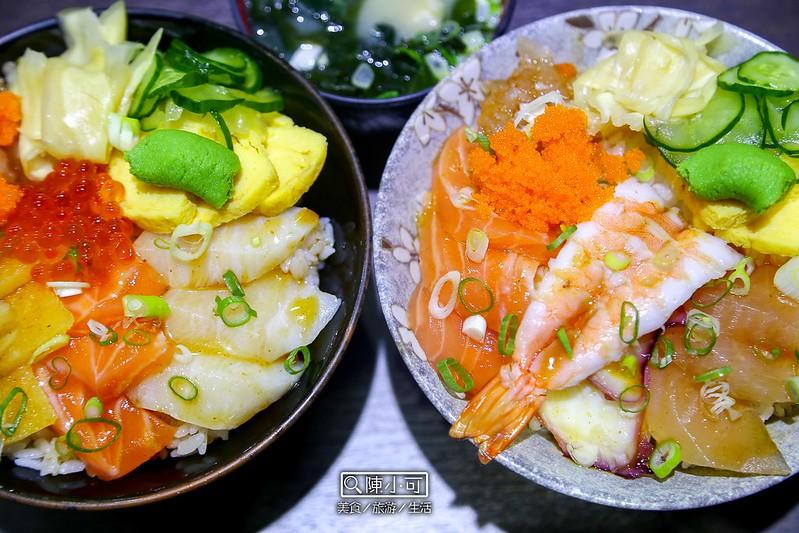 日本料理︱拉麵︱豬排,漁師生魚舖 @陳小可的吃喝玩樂