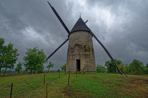 Moulin des Terres Blanches - Cercles - Dordogne