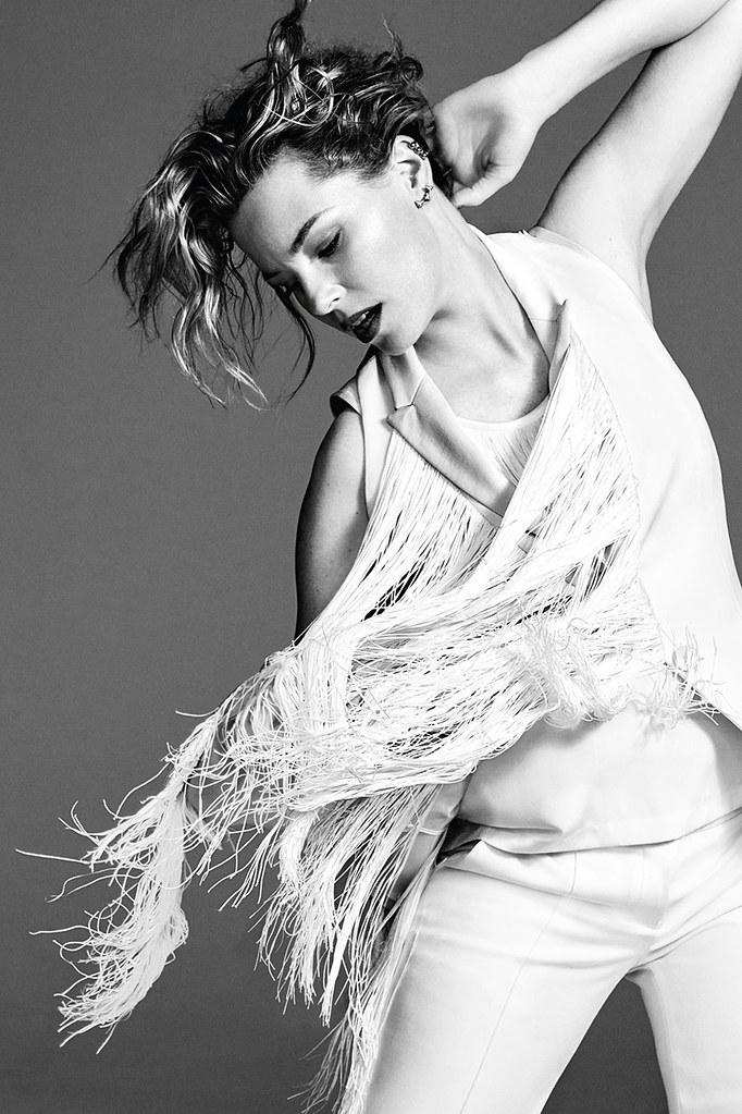 Элизабет Бэнкс — Фотосессия для «Glamour» UK 2016 – 2