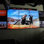 Videowall - Cage aux Sports