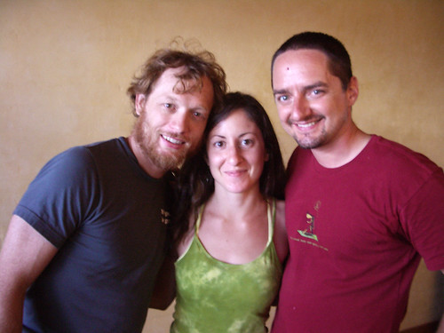 Noah Maze, Sara Strother, and Darren Rhodes(left to right)