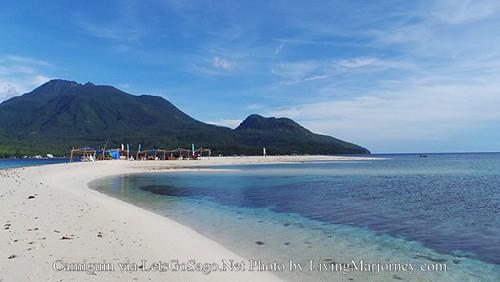 Mantigue Island, Camiguin