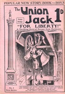 Union Jack 0005 [14th November 1903]