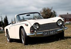 automobile, vehicle, triumph tr250, automotive design, antique car, classic car, vintage car, land vehicle, convertible, sports car,