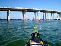 Florida thru-paddle