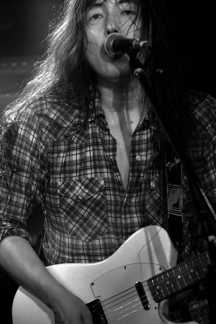 O.E. Gallagher live at Crawdaddy Club, Tokyo, 15 Jun 2013. 339