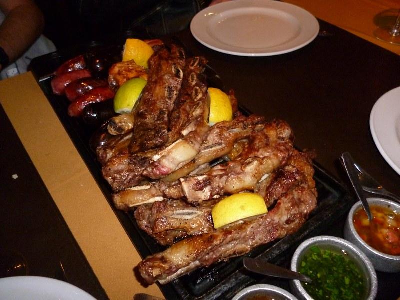 Argentinian share platter