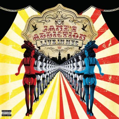 Jane's Addiction - Live In NYC Zip Rar 4Shared Zippyshare Sharebeast Mediafire