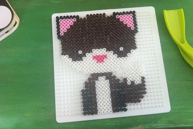 Foxy Kitty Pixel Pal