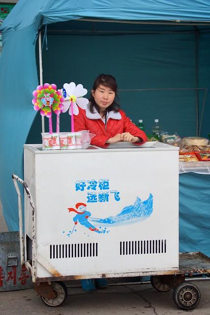 Pyongyang Vendor
