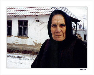 woman from rumania