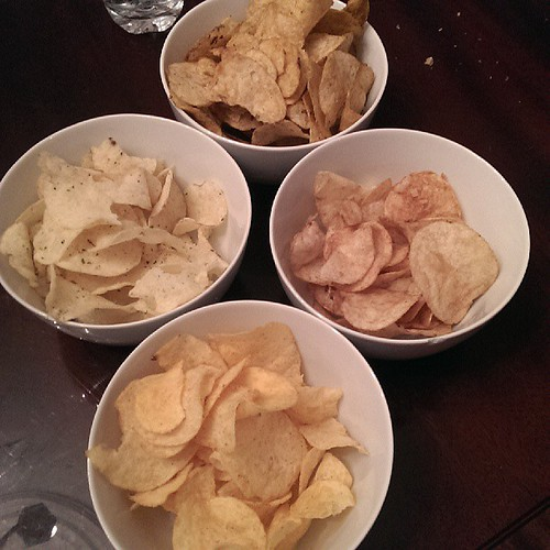 Lay's New Flavours of Potato Chips from their Do Us a Flavour Contest
