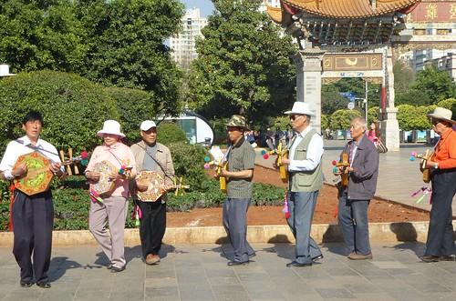 Yunnan13-Kunming-Place Jinmabiji (11)