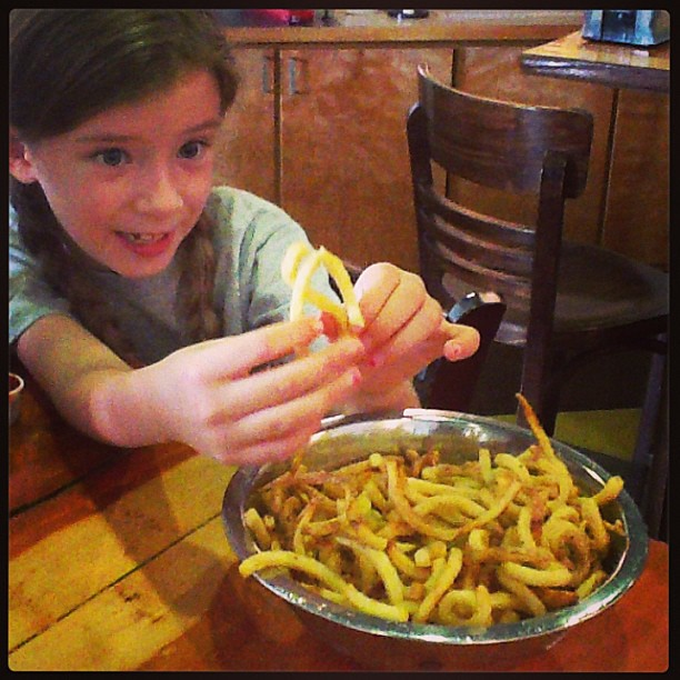 Anna's in heaven @boisefrycompany