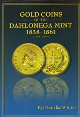 Dahlonega Mint 3rd edition book cover