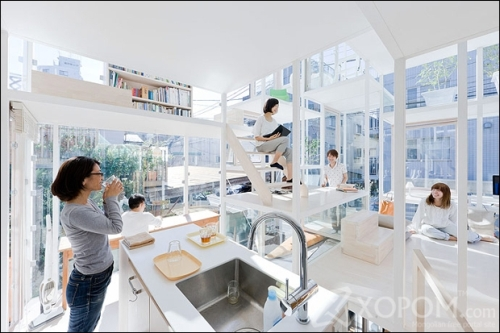 Transparent House 2
