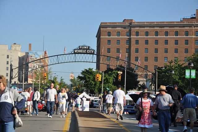 Back to the bricks 2013 in downtown flint michigan flickr photo