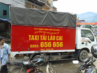 Truck taxi service on offer in Northwest Vietnam