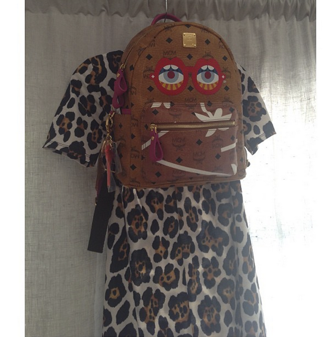 Cher Coulter & the Craig & Karl Backpack Mini