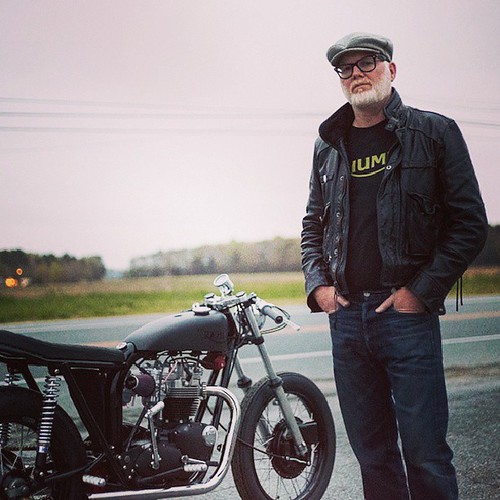 #mff is thrilled to have JP @theselvedgeyard join us this year as a Judge! Read the full story on the website www.motorcyclefilmfestival.com by MotorcycleFilmFestival