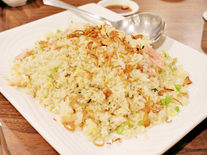 Goldleaf Fried Rice