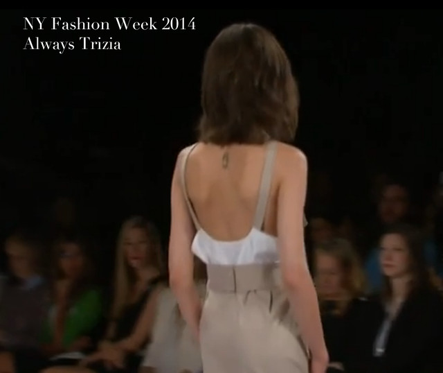 NY Fashion Week 2014 Always Trizia050
