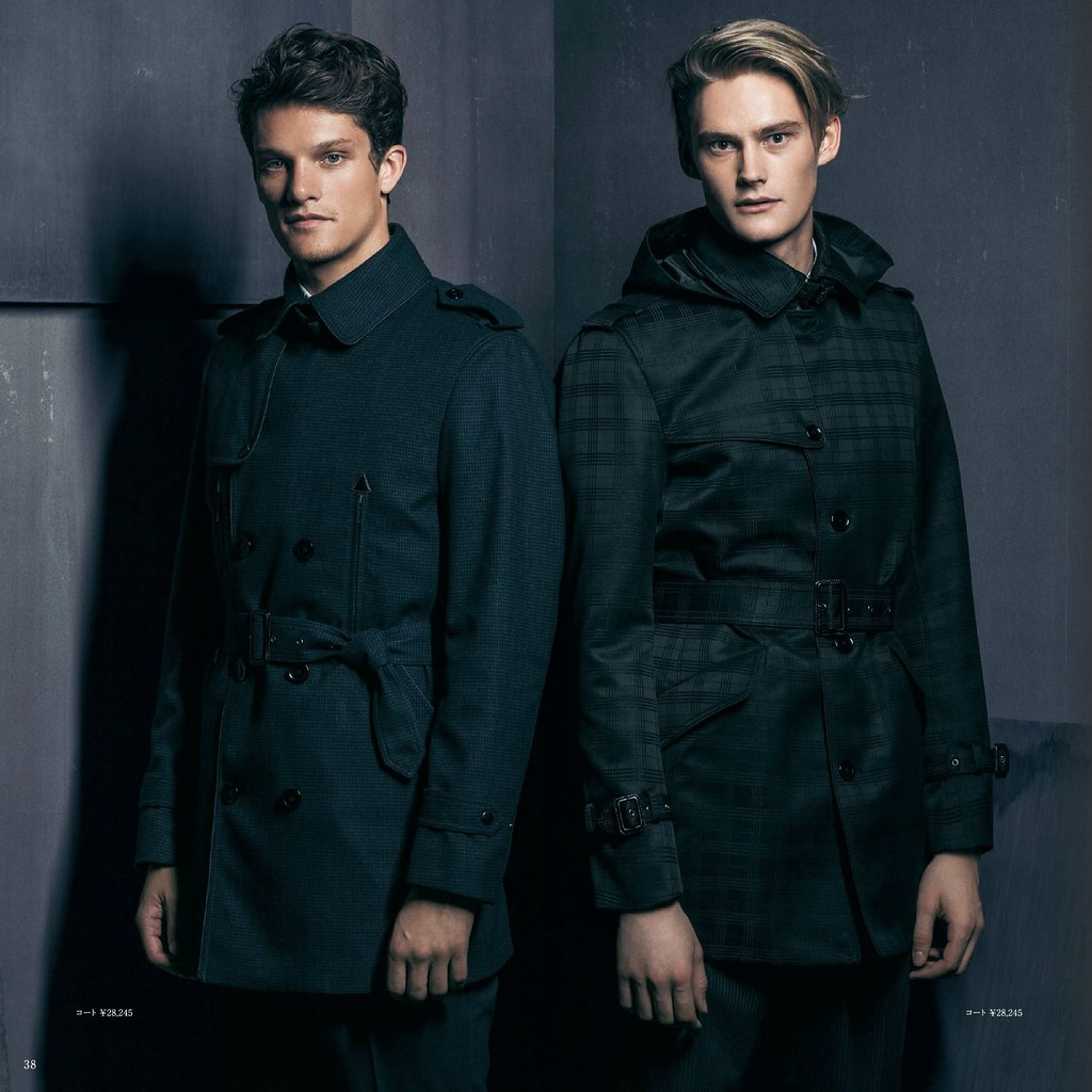 m.f.editorial Men's Autumn Collection 2013_017Danny Beauchamp, Kye D'arcy