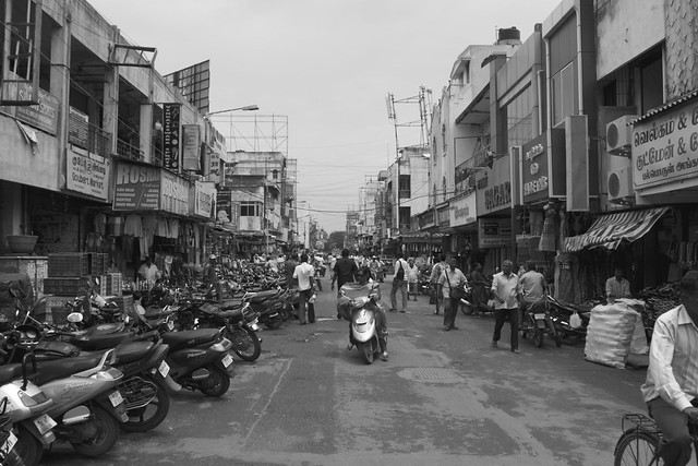 Streets of Pondycherry