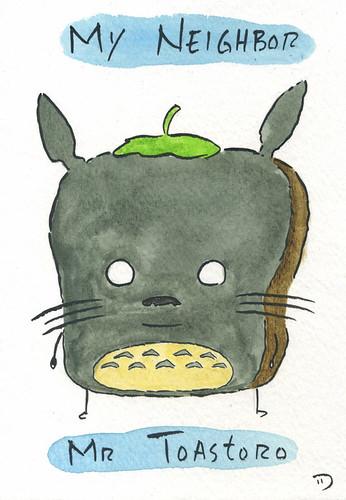 Mr Toastoro
