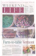 farm-to-table VT