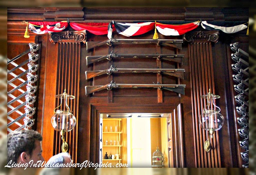 Governor's Palace Power Display