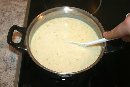 28 - Käse schmelzen lassen / Melt cheese